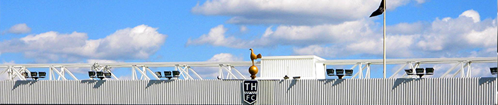 Memories of White Hart Lane Ð Goodbye old west stand 1980